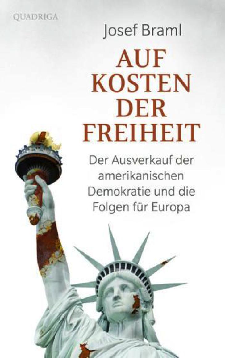 Cover des aktuellen Buches von Dr. Josef Braml